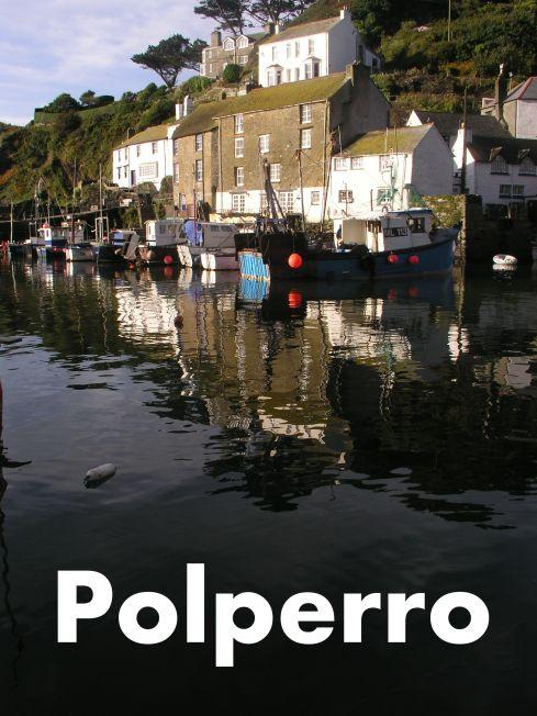 Polperro boats